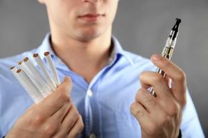 fumer cigarette electronique